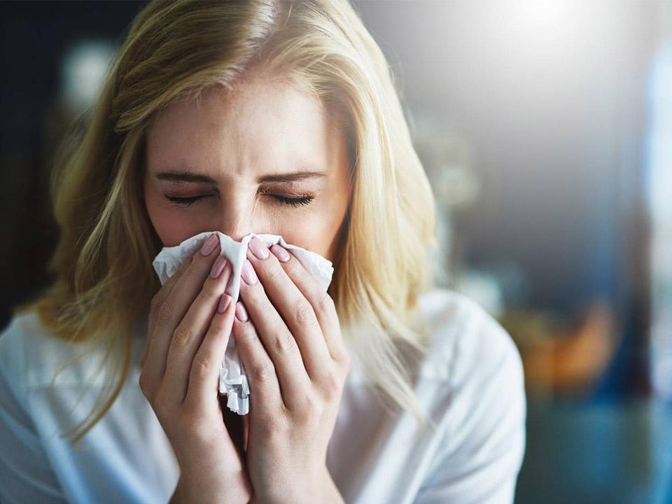 سرماخوردگی و آلرژی چه فرقی دارند؟